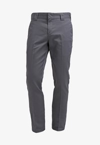 872 SLIM FIT WORK PANT - Chinot - charcoal grey