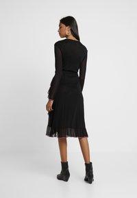 Résumé - ORSANA DRESS - Day dress - black - 2