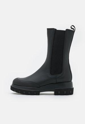 LARA - Platform boots - black