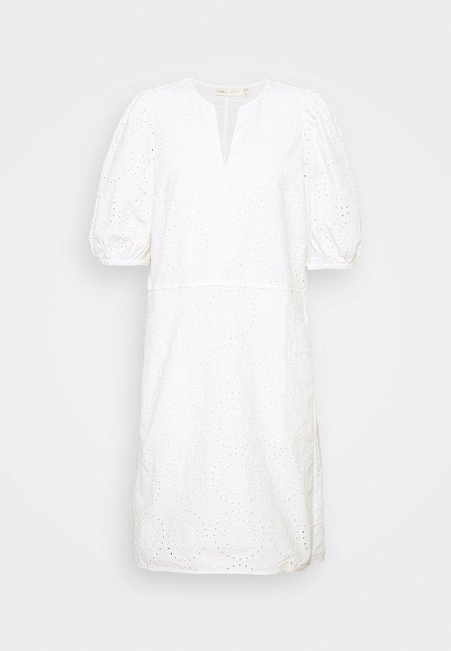 HARLENE DRESS - Vestito estivo - pure white