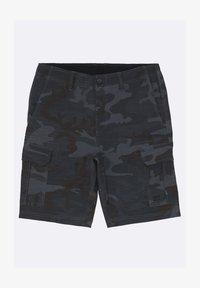 Billabong - SCHEME SUBMERSIBLE SHORTS - Short - charcoal camo - 0