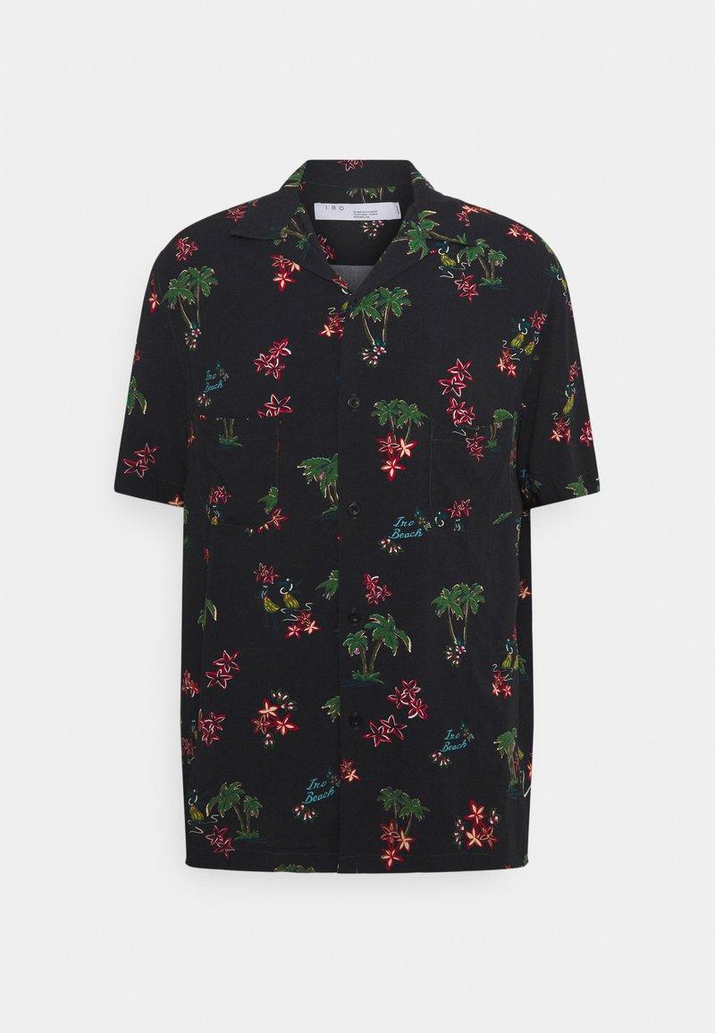 Iro - Camisa - black multico