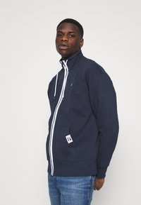 Tommy Jeans - SOLID TRACK JACKET - Zip-up hoodie - blue - 3