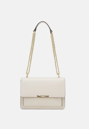 JADELG GUSSET - Borsa a tracolla - light cream