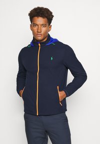 Polo Ralph Lauren Golf - HOOD ANORAK JACKET - Veste imperméable - french navy - 0