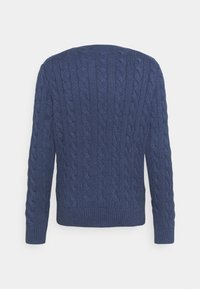 Polo Ralph Lauren - CABLE - Pullover - derby blue heather - 6