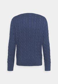 Polo Ralph Lauren - CABLE - Jumper - derby blue heather - 6