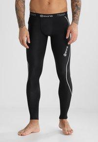 Skins - DNAMIC TEAM LONG - Leggings - black - 3