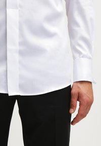 Eton - SLIM FIT - Camicia elegante - white - 5