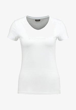 ESSENTIAL - Pyžamový top - bianco