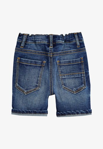 BLUE DENIM SHORTS (3MTHS-7YRS)