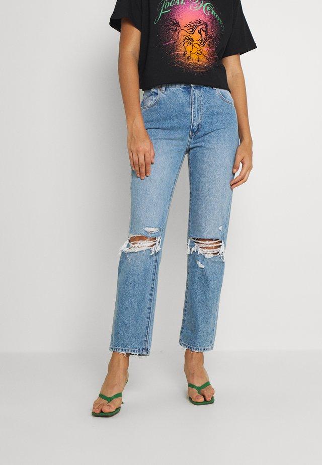 ORIGINAL  - Straight leg jeans - byron worn