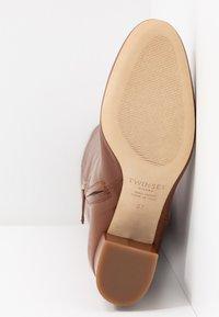 TWINSET - Stivali alti - cognac - 6