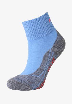 TK5 SHORT - Sports socks - blue note