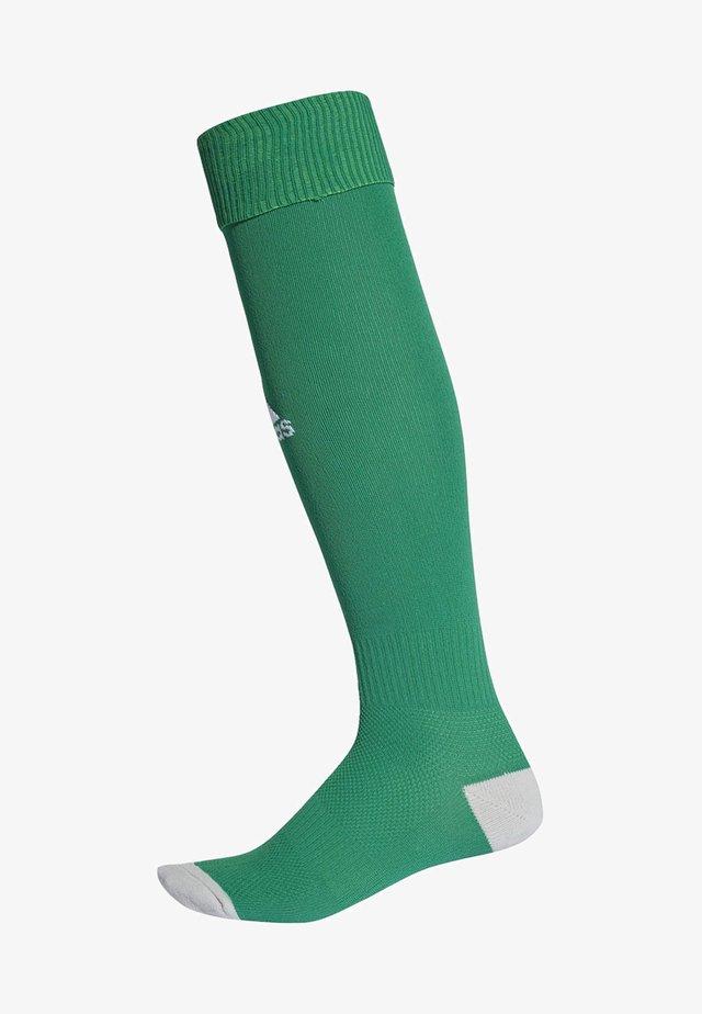MILANO 16 AEROREADY KNEE - Knee high socks - green