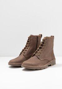 El Naturalista - FOREST - Ankle boots - pleasant plume - 4