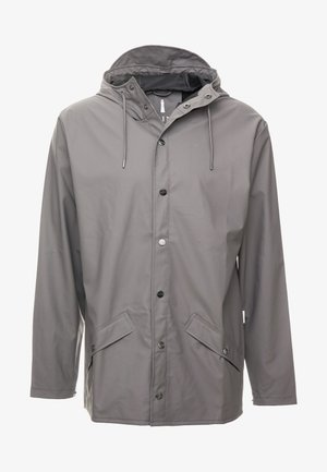 UNISEX JACKET - Waterproof jacket - charcoal