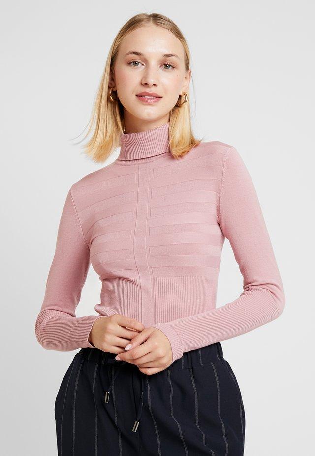 MENTOS - Pullover - blush