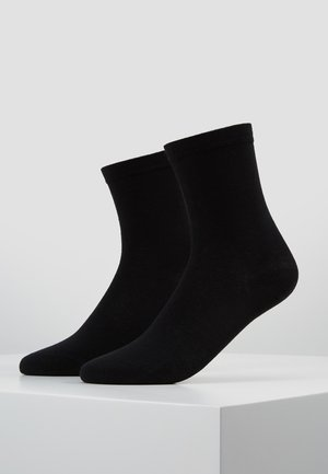 ECO SMART CREW - Socks - black