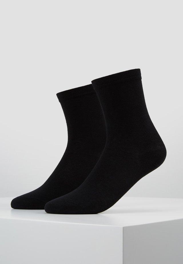 ECO SMART CREW - Chaussettes - black