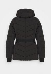 MICHAEL Michael Kors - SHORT BELTED - Winter jacket - black - 2