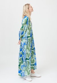 Dea Kudibal - HARPER - Maxi dress - khanga green - 1