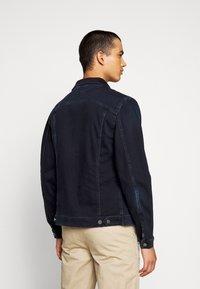 7 for all mankind - PERFECT JACKET - Denim jacket - dark blue - 2