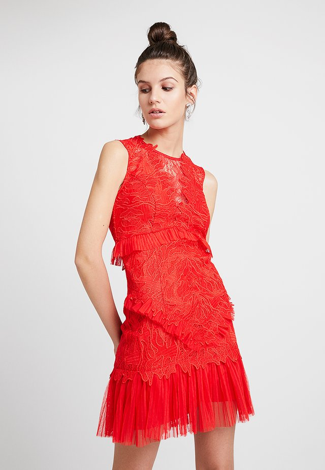 FRANCESCA - Cocktail dress / Party dress - fire red