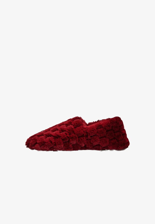 Chaussons - red