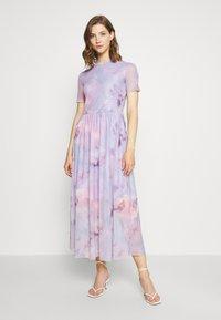 Moves - MALISSA 1834 - Day dress - lavender - 0