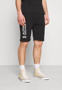Alpha Industries - Teplákové kalhoty - black - 0