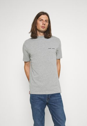 NORSBRO - Basic T-shirt - grey melange