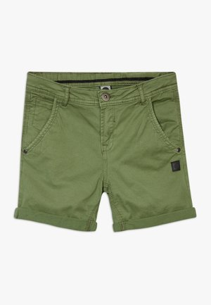 GRANSON - Shorts - vineyard green