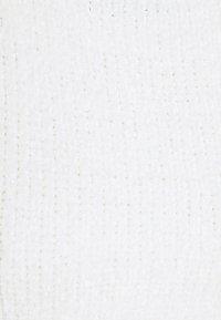 Missguided Petite - CHENILLE  - Print T-shirt - white - 6