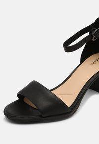Clarks - KAYLIN - Sandals - black - 7