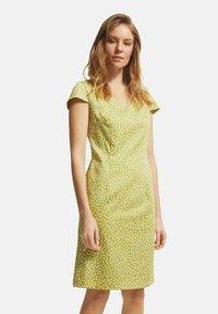 comma - Day dress - yellow - 0
