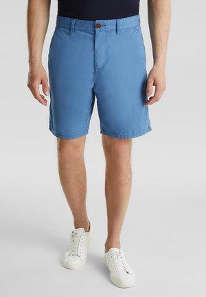 Shorts - bright blue