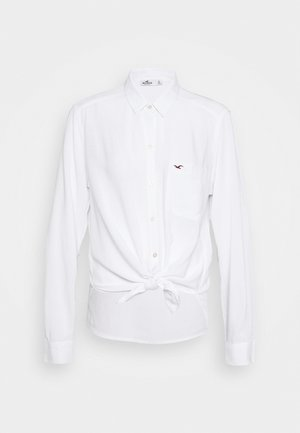 Košile - white texture
