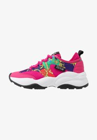 Versace Jeans Couture - CHUNKY SOLE - Trainers - multicolor - 1