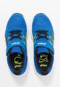 ASICS - CONTEND 6 - Neutrální běžecké boty - tuna blue/black - 6