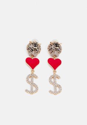 FERAR - Earrings - gold-coloured