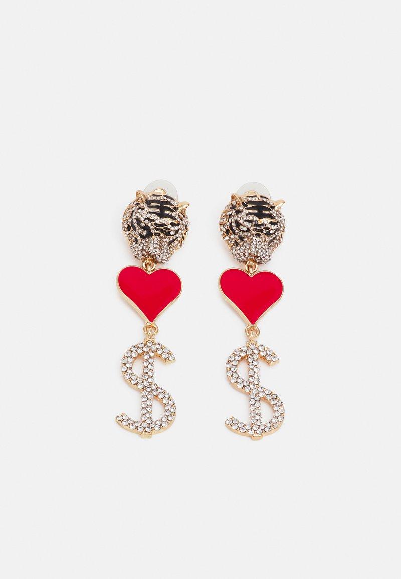 ALDO - FERAR - Earrings - gold-coloured
