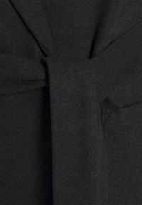 ONLY - Classic coat - dark grey melange - 2