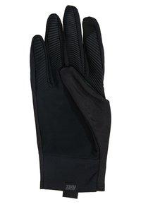 Nike Performance - PRO WARM MENS LINEAR GLOVES - Gloves - black/dark grey - 2