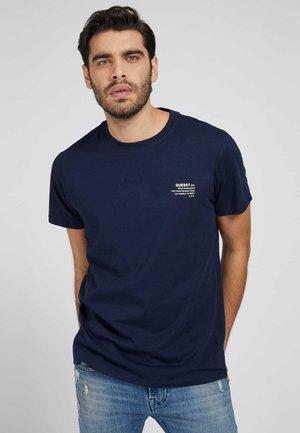 T-shirt basic - dunkelblau
