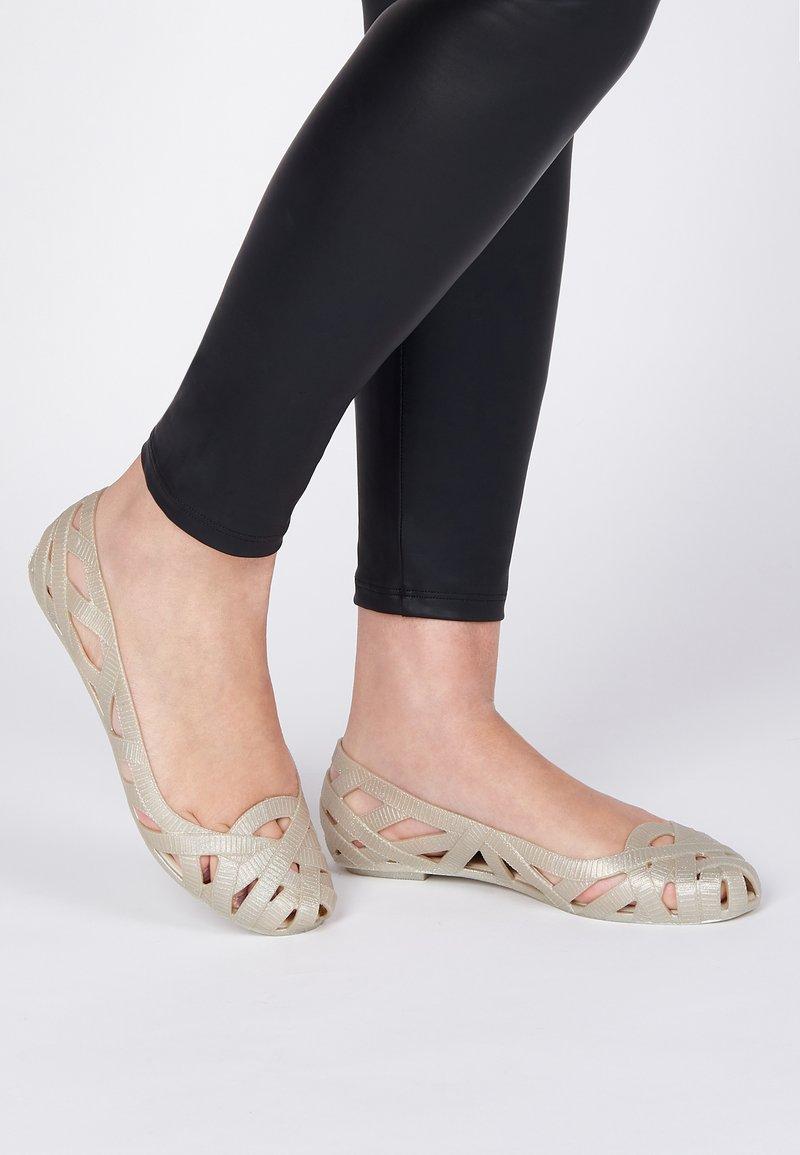 Melissa - Ballet pumps - beige
