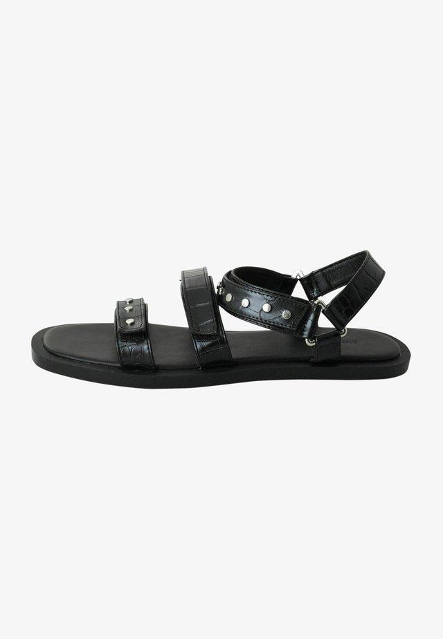 Sandales - schwarz