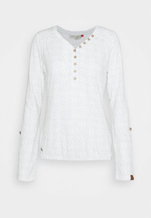 PINCH STARS - Long sleeved top - white