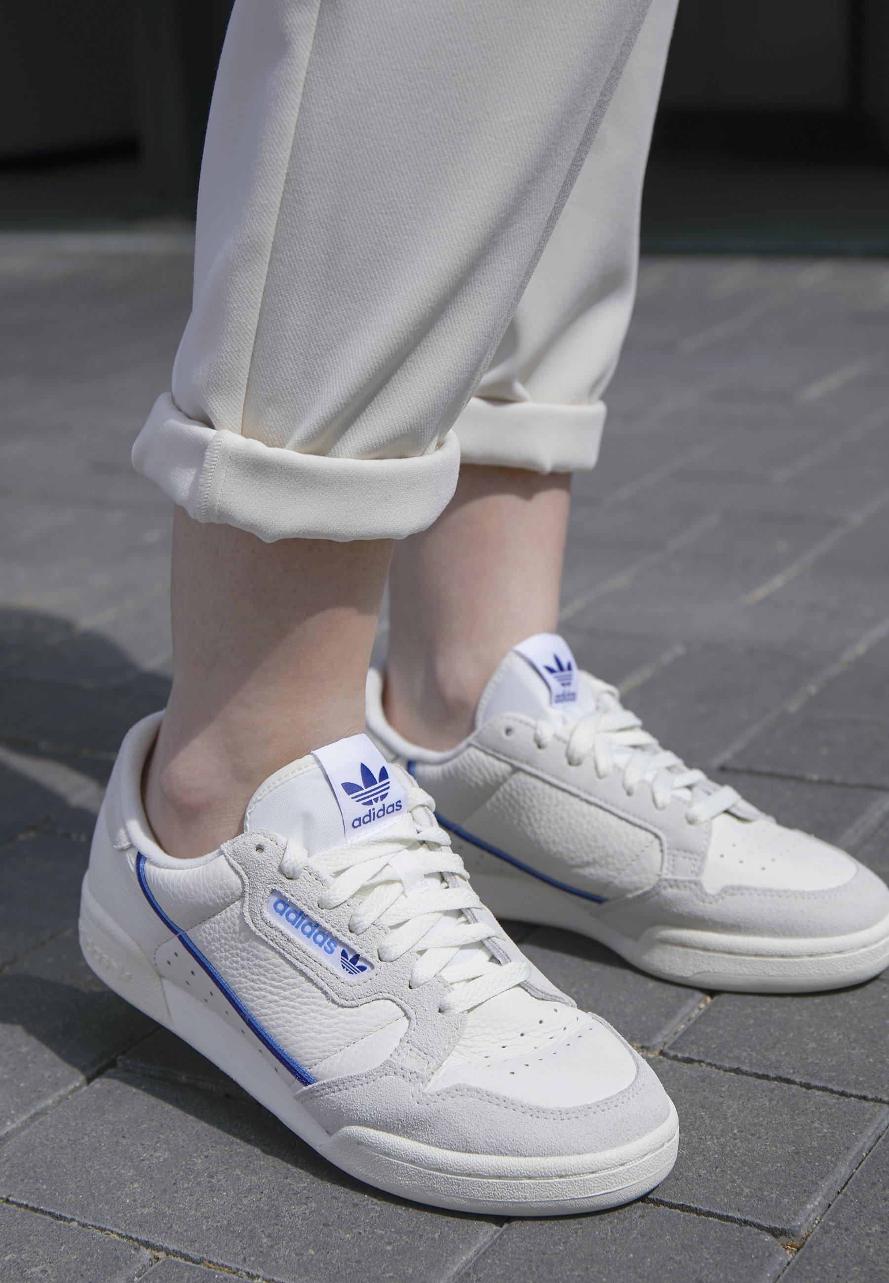 adidas Originals CONTINENTAL 80 Baskets basses offwhite