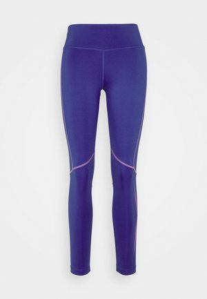 LOGO - Leggings - court blue